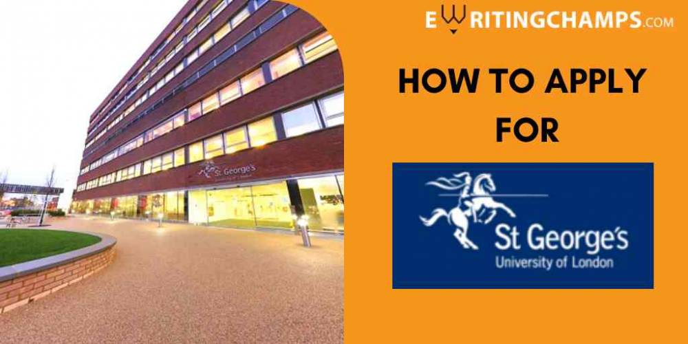 SOP Guidelines for St. George's University of London