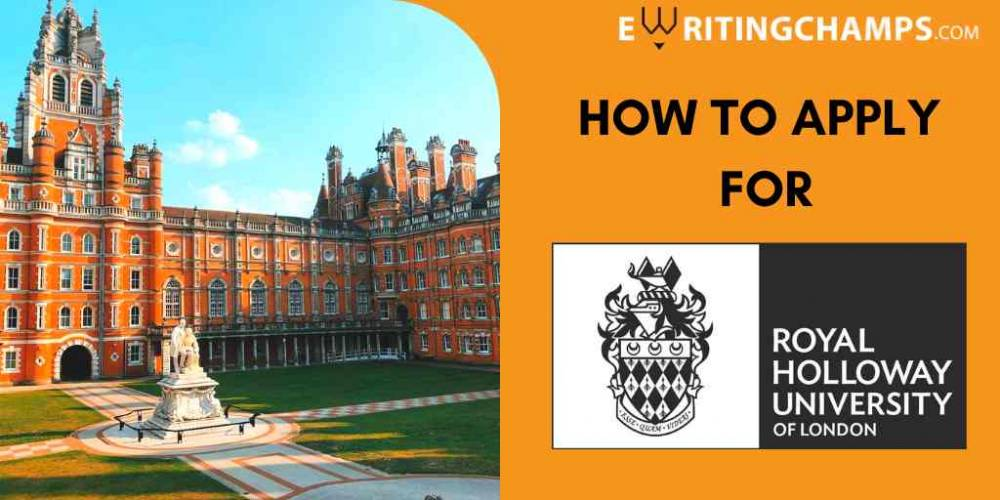 SOP Guidelines for Royal Holloway University of London