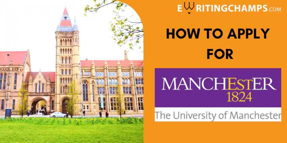 SOP Guidelines for University of Manchester