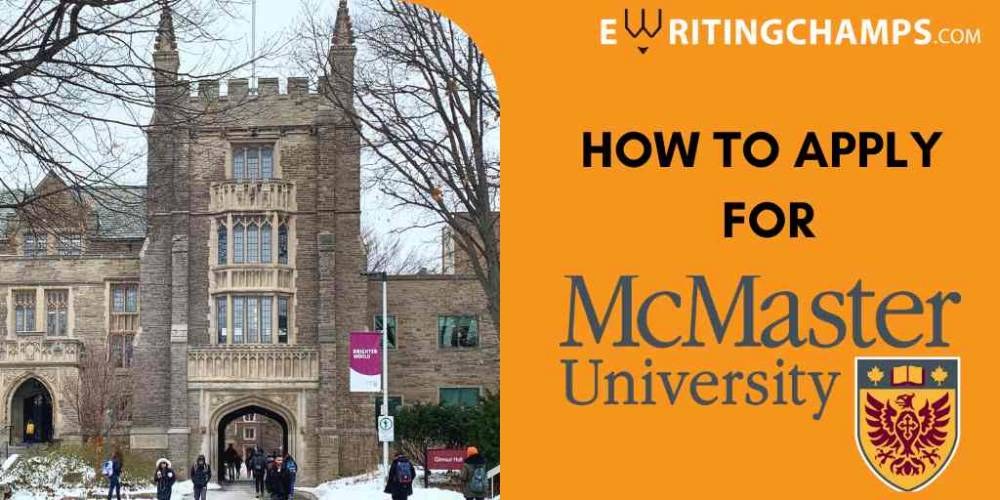 SOP Guidelines for McMaster University