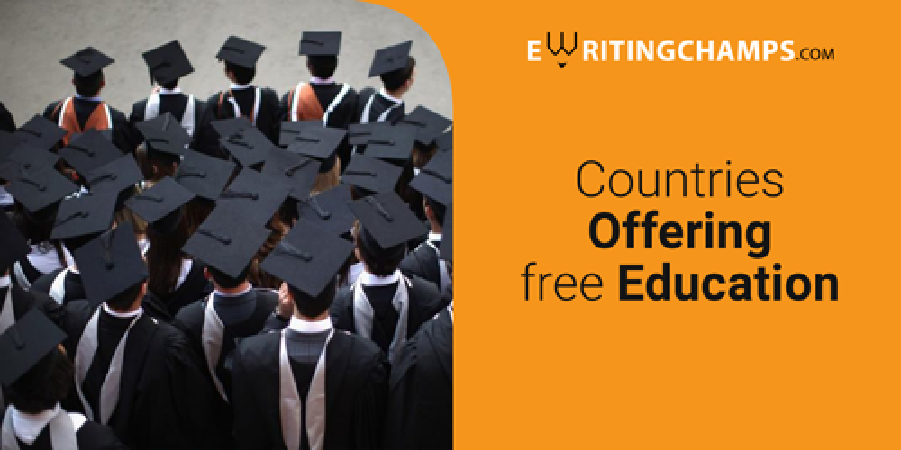 Countries offering free education