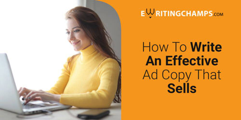 Can an effective Ad Copy Sell It self?